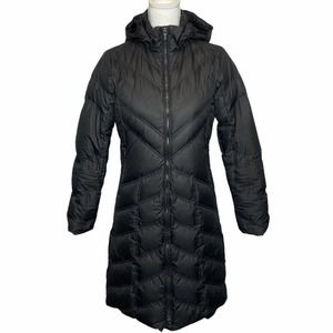 Patagonia Down With It Parka Goose Down Black